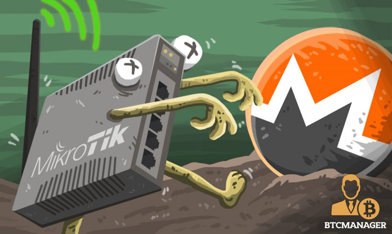 Monero Mikrotik Madness: Carrier-Grade Cryptojacking Scheme