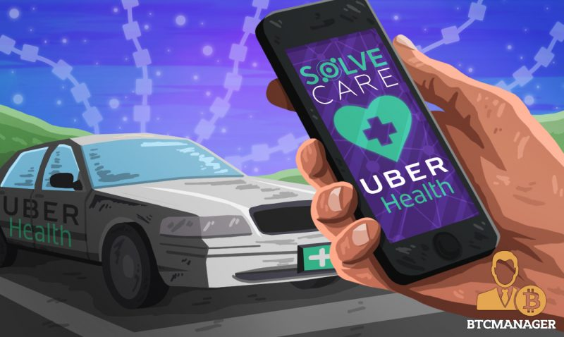 Blockchain Startup Solve.Care Announces Partnership with Ridesharing Business Uber